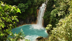 L'enchantement de Rio Celeste