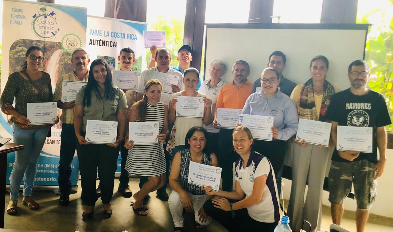 Climate Change and Sustainable Tourism Training Course